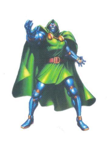 Dr DOOM / Dr FATALIS SuperHeroes034