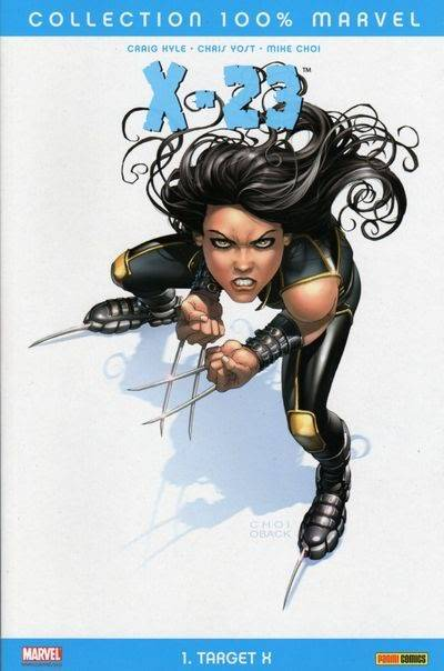 X-23 Collection100MarvelX2301_09112007