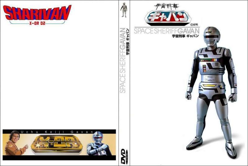 Projet pour creer Jaquette DVD de nos Series MARVEL XorDVD