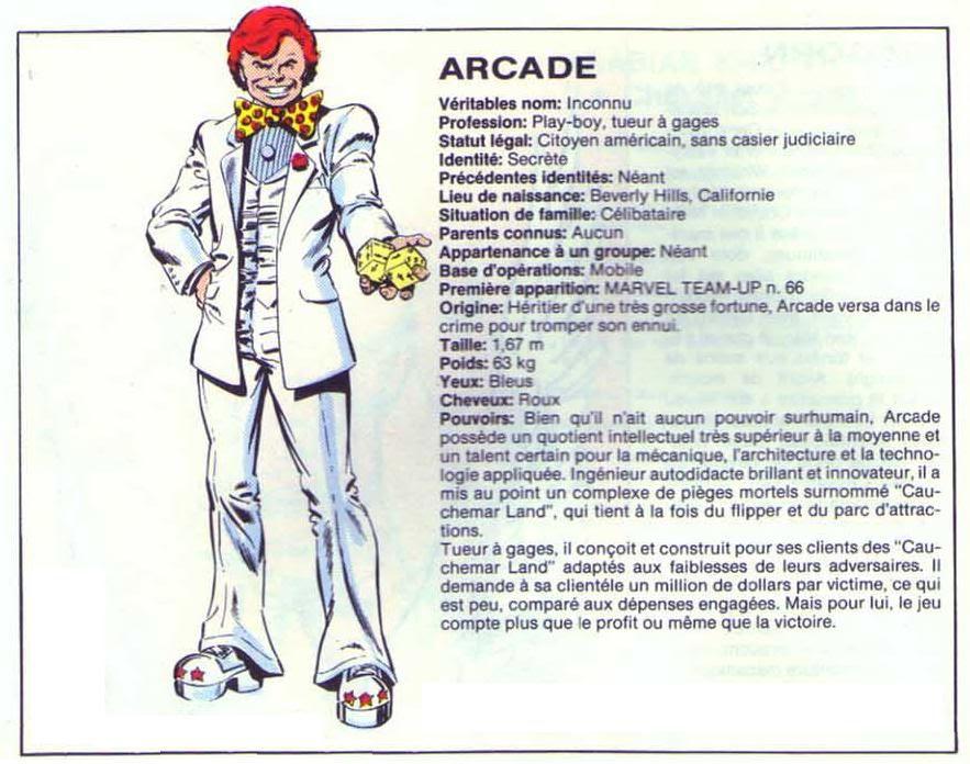 Arcade Arcade