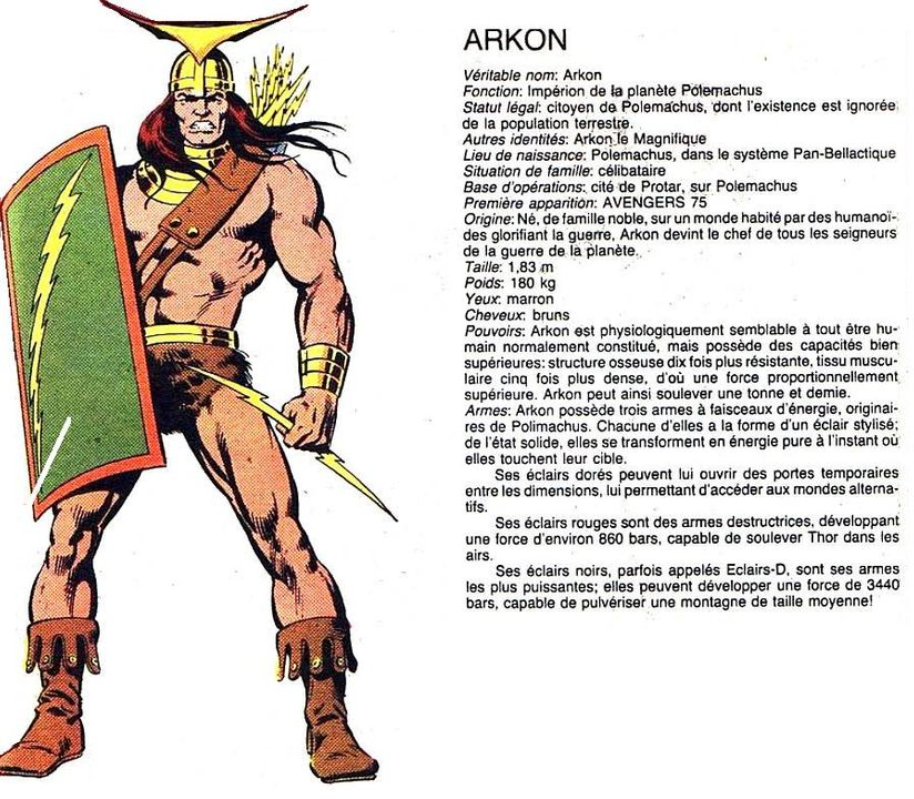 Arkon Arkon
