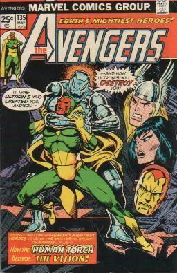 ULTRON Avengers135