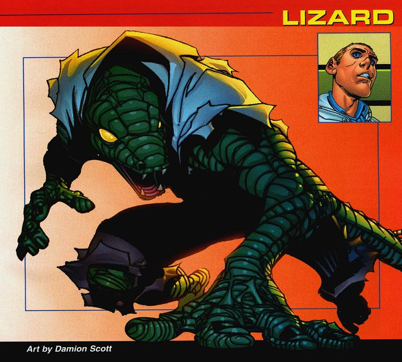 LE LEZARD Lizard