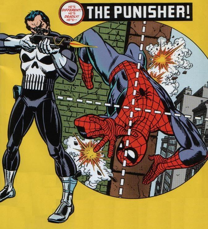 Punisher Punisherspidey