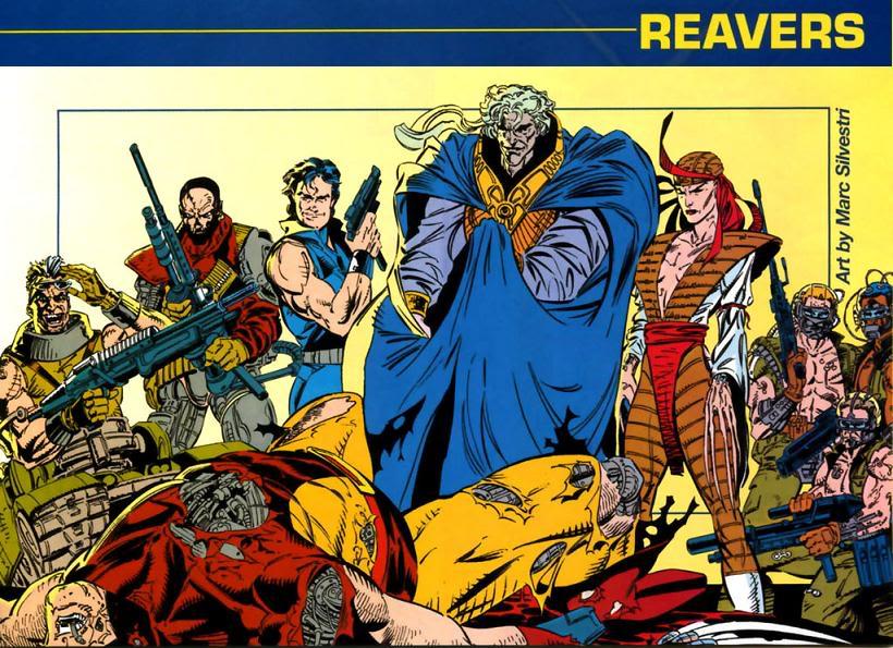 Reavers Reavers