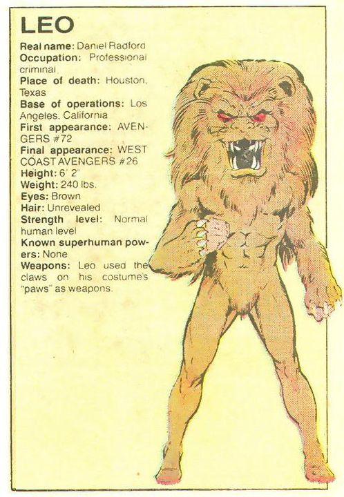 Leo Zodiak6