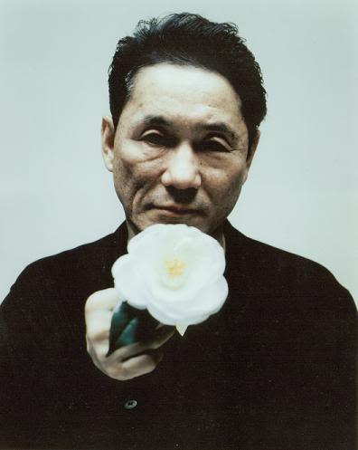 Takeshi Kitano KitanoRose