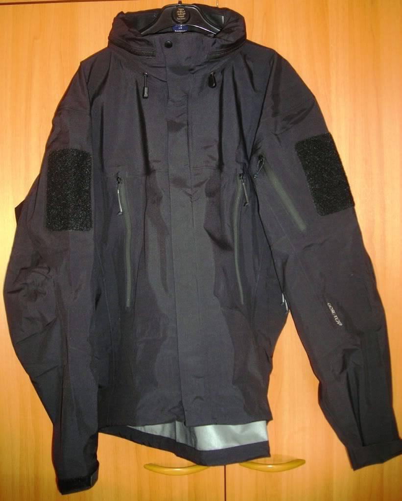 Arc'teryx Alpha Jacket  HARDSHELL Arcteryx1