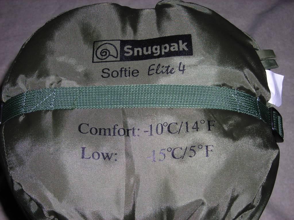 Sleeping Bag Snugpak Elite 4 SnugpakElite4_9