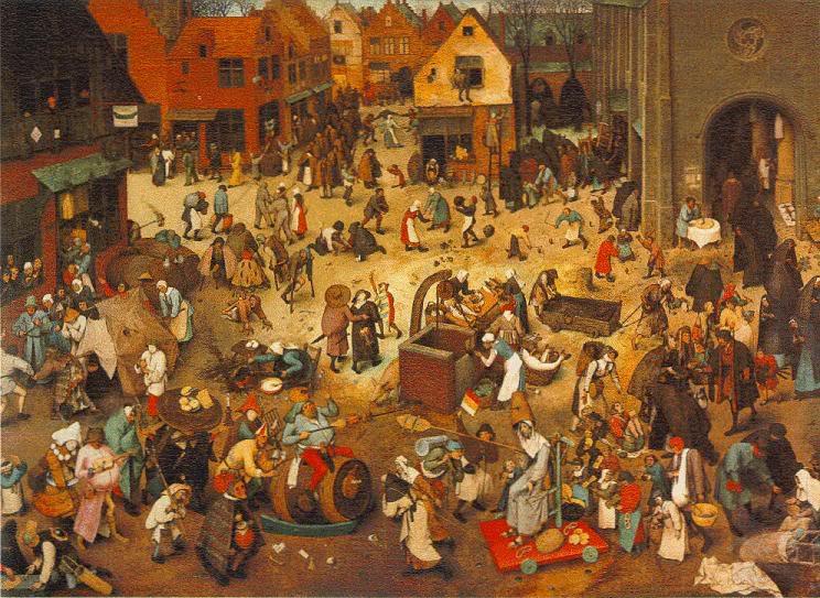 [Vie Quotidienne] Fêtes et Jeux Bruegel1