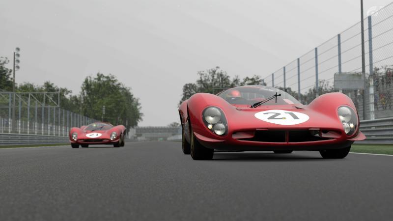 15 Monza - Ferrari 330 P4 AutodromoNazionalediMonza_9-1_zps28004599