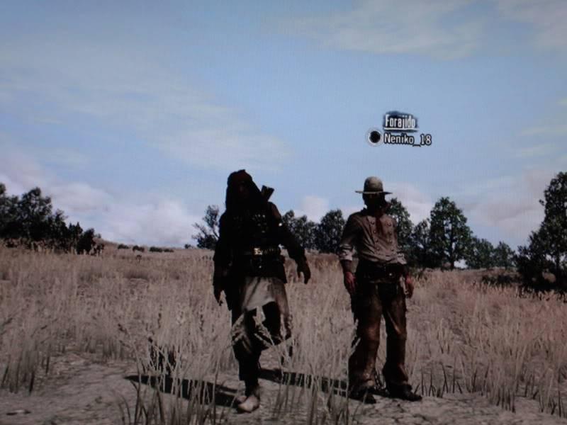 Red Dead Redemption Guarida CGC DSC01792