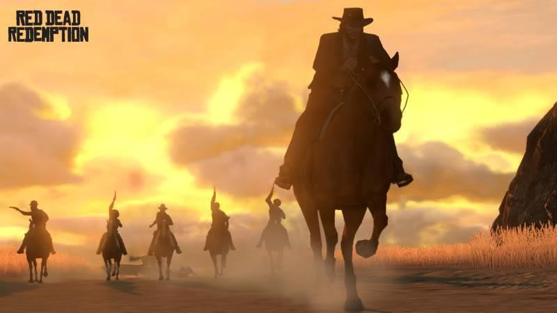 Red Dead Redemption Guarida CGC FotoRedDeadRedemption