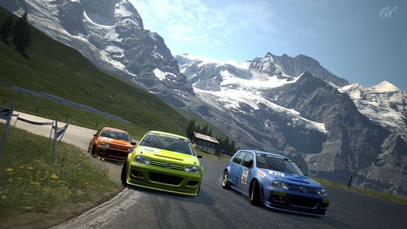Carrera Inaugural del Campeonato de Verano 2012 de GT5 Jayd