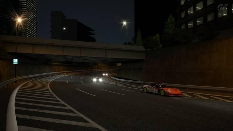 2ª Carrera de Muscle Cars Americanos en el Campeonato de Verano 2012 de GT5 SpecialStageRoute5_3