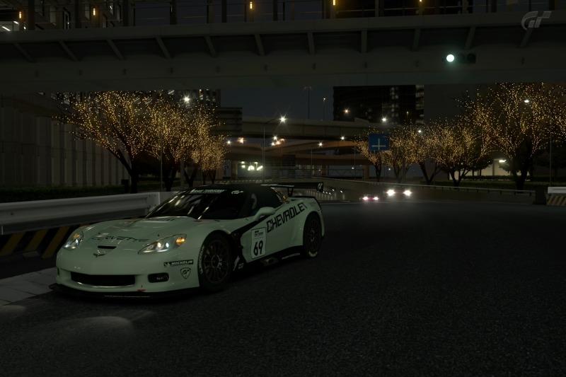 2ª Carrera de Muscle Cars Americanos en el Campeonato de Verano 2012 de GT5 SpecialStageRoute5_5