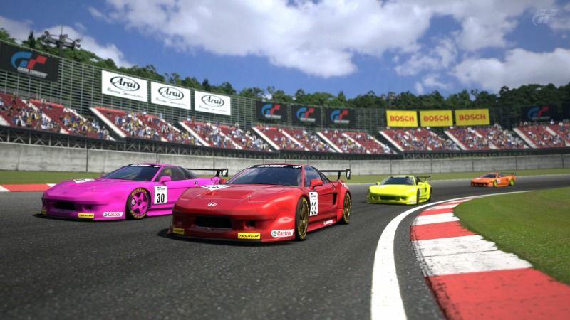 Última carrera de Deportivos Japoneses en el Campeonato de Verano 2012 de GT5 Foto2-3