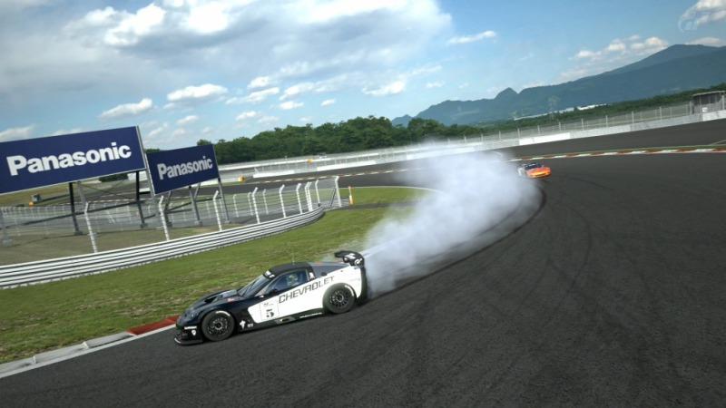 1ª Carrera de Muscle Cars Americanos en el Campeonato de Verano 2012 de GT5 Foto3-5
