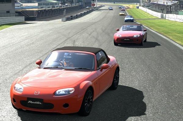 Neniko_18 gana comodamente en Tsukuba y Xinxillaman consigue la victoria en GT2 Fotomanggart