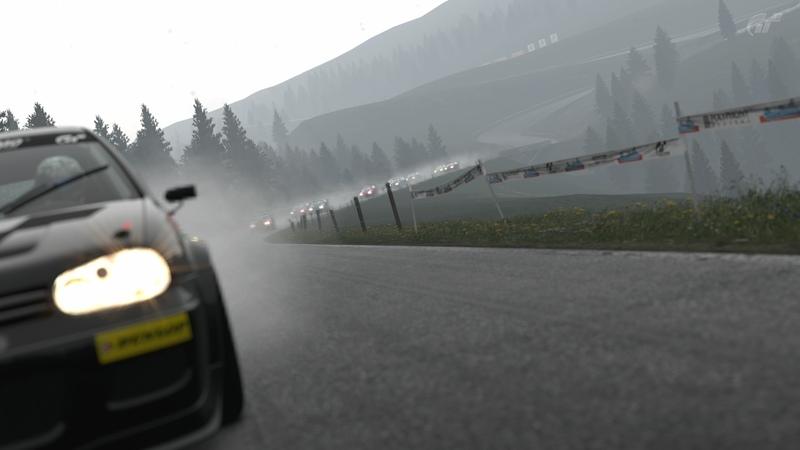 Carrera Inaugural del Campeonato de Verano 2012 de GT5 Makanaki