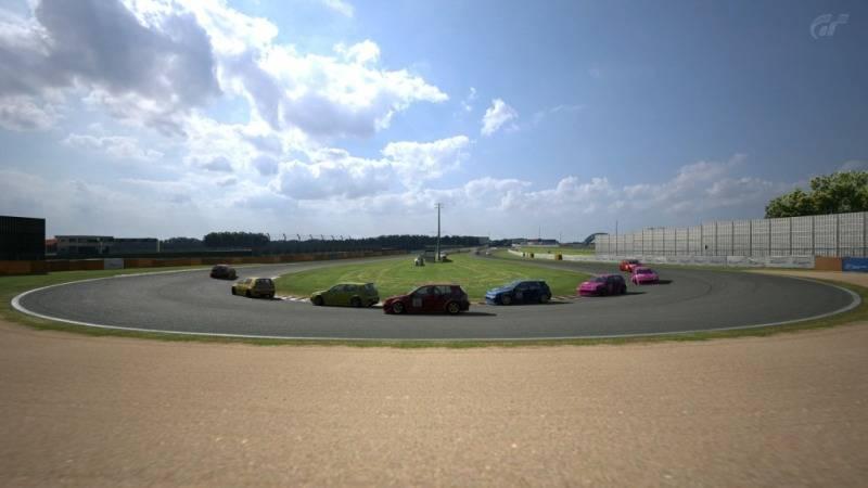 3ª y Última carrera de Compactos Europeos en el circuito de Tsukuba Nen2