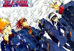 [Manga / Animé] Bleach  Bleach-209b