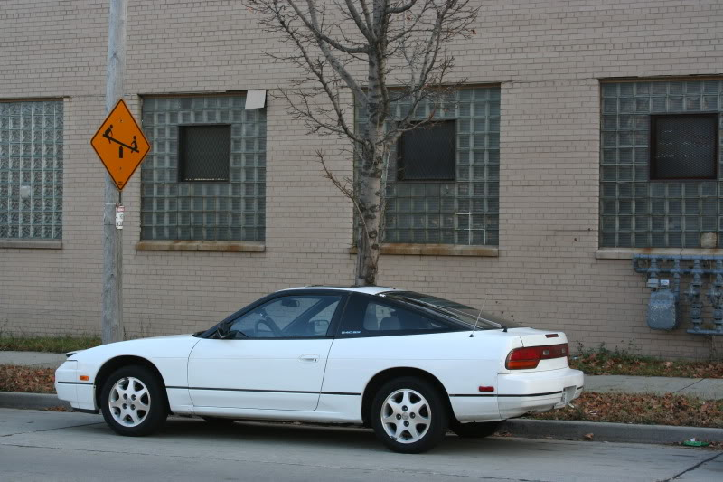 New to wi240sx. Not new to Nissan. November2009016
