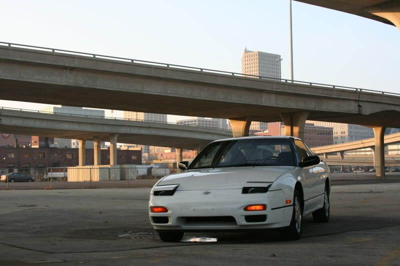 New to wi240sx. Not new to Nissan. November2009070