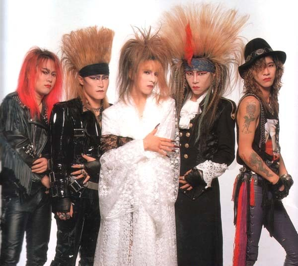 Legendary Band - X JAPAN 1218142453934
