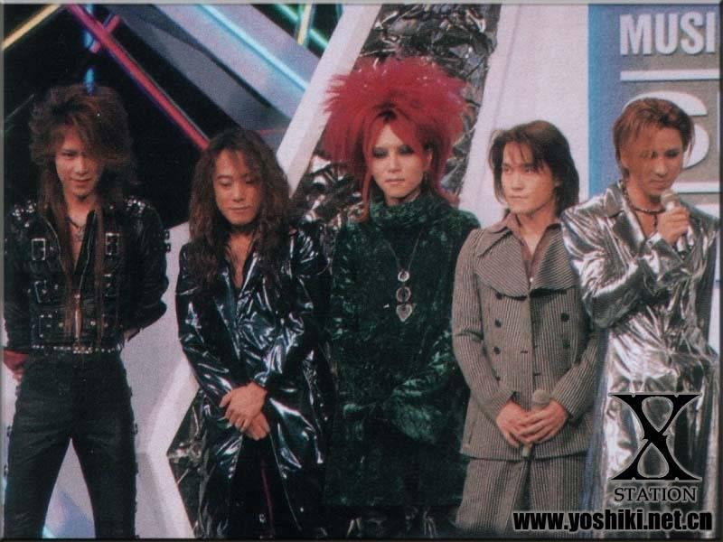 Legendary Band - X JAPAN 004