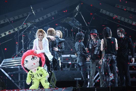 Legendary Band - X JAPAN 1275802109