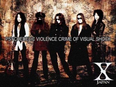 Legendary Band - X JAPAN Ekusu