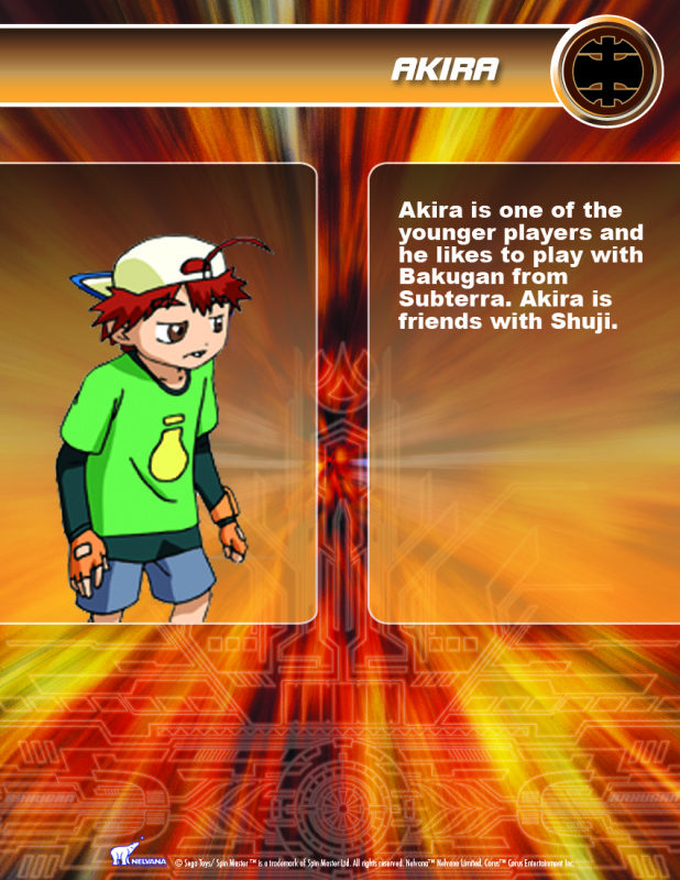 Bakugan Video Game 2009 BKN_AkiraHQ_1