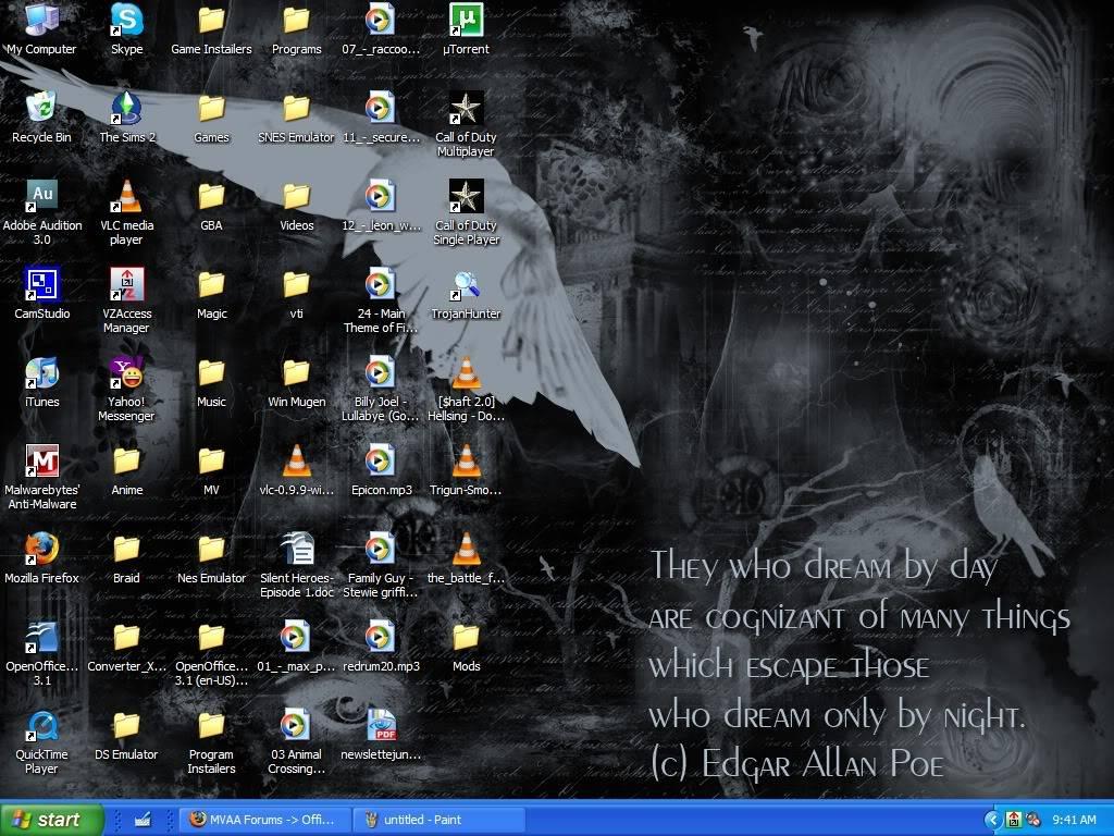 Post a Pic of Your Desktop Desktop