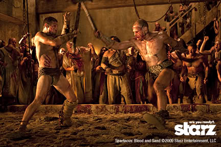 Spartacus Blood and Sand 289366
