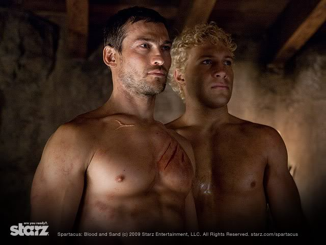 Spartacus Blood and Sand 311648