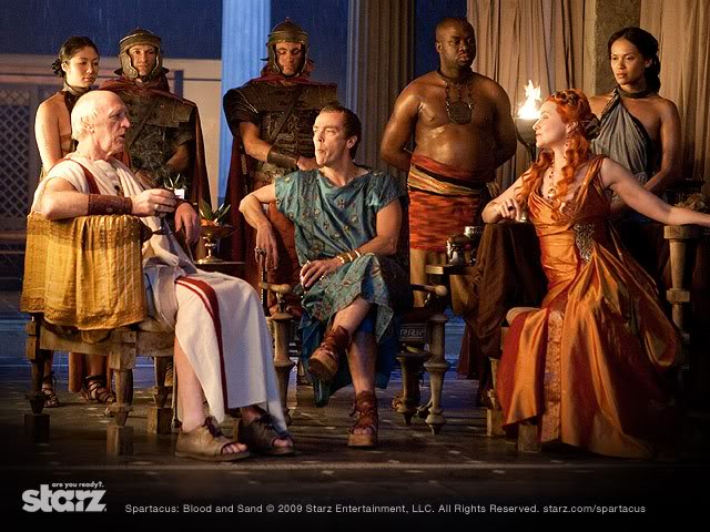 Spartacus Blood and Sand 312903