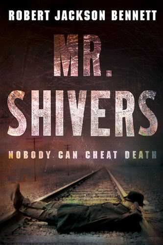 Mr Shivers - Robert Jackson Bennett Bennett_Mr-Shivers-HC