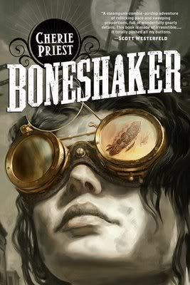 Le Siècle mécanique (série) - Cherie Priest Boneshaker
