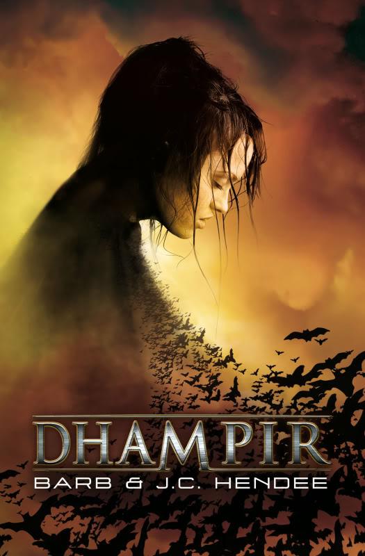 Dhampir (série) - Barb & J. C. Hendee Dhampir_Front_Cover