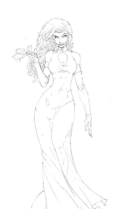Des comics pour Kelley Armstrong JaimeVegas