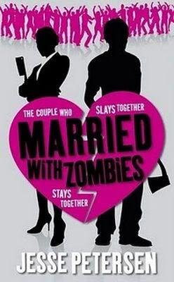 Zombie Thérapie (série) - Jesse Petersen JessePetersen-MarriedwithZombies