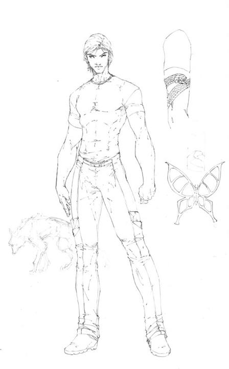 Adaptation en comics de Cycne Noir de Richelle Mead KiyotakaMarquez-1