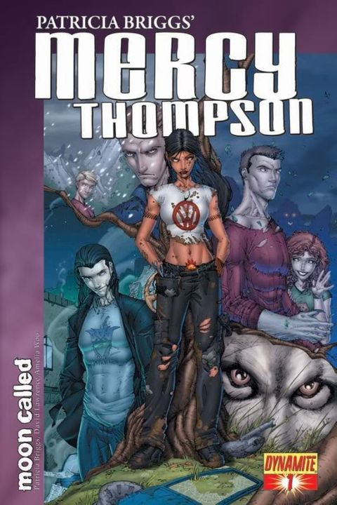 Patricia Briggs : Les comic books - Page 3 MoonCall01-Cov-Booth