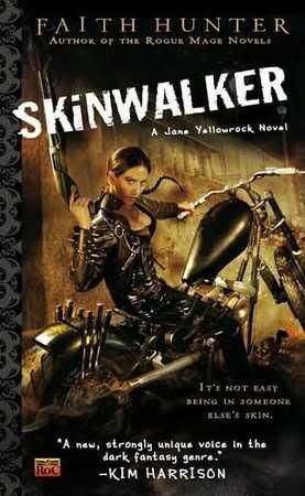 Jane Yellowrock (série) - Faith Hunter  Skinwalker