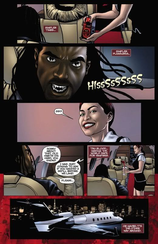 Comic True Blood : The Great Revelation TrueBlood_Page3