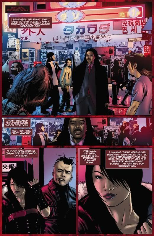 Comic True Blood : The Great Revelation TrueBlood_Page4