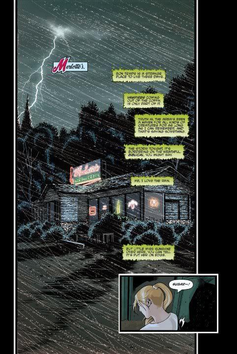 True Blood - Le comics - Page 2 Comic3