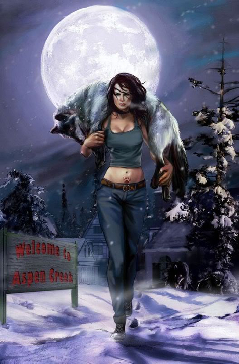 Patricia Briggs : Les comic books - Page 3 Cover2
