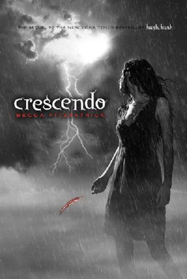 Hush Hush : Crescendo - Tome 2 - Becca Fitzpatrick Crescendo